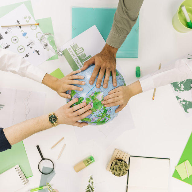 colaboradores-seguram-globo-desenvolvimento-sustentável